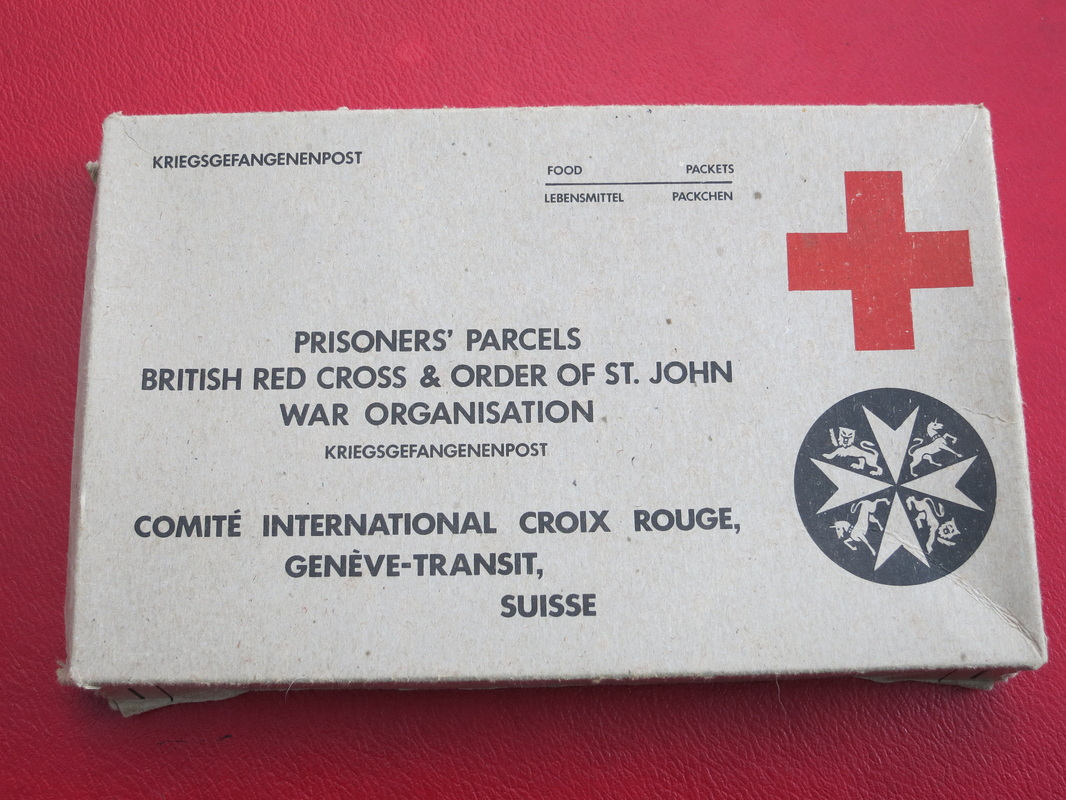 Escape from Colditz Red Cross Parcel